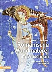 Romanische Wandmalerei im Vinschgau: Die Fresken der Krypta von Marienberg und ihr Umfeld