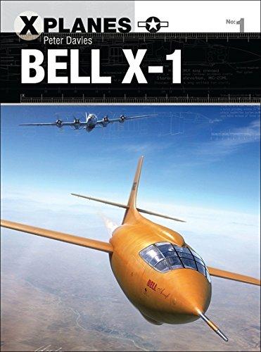 Bell X-1 (X-Planes) por Peter E. Davies
