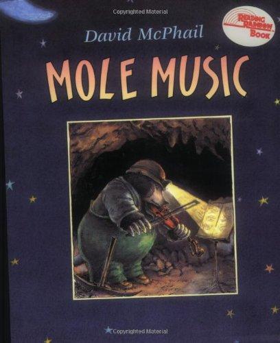 Mole Music (Reading Rainbow Books) -