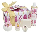 Bomb Cosmetics Ice Cream Queen Handmade Gift Pack