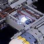 BRIKSMAX-Kit-di-Illuminazione-a-LED-per-Lego-Star-Wars-Y-Wing-Starfighter-Compatibile-con-Il-Modello-Lego-75181-Mattoncini-da-Costruzioni-Non-Include-Il-Set-Lego