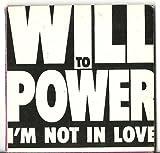 Little 3'' Cardboard Sleeve (CD Single Will To Power, 3 Tracks)