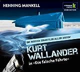 Die falsche Fährte - Kurt Wallander ermittelt, 6 CDs (Klassik Radio Krimi-Edition - Die besten Ermittler aller Zeiten)