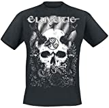 Eluveitie The Antlered One Camiseta Negro XL
