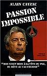 Passion impossible par Cayzac