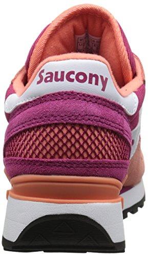 Saucony Damen Shadow Original Pink/Red