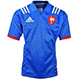adidas BR3359 Maillot Homme, Bleu/Blanc/Powred, FR (Taille Fabricant : XL)...