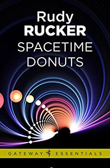 Spacetime Donuts by [Rucker, Rudy]