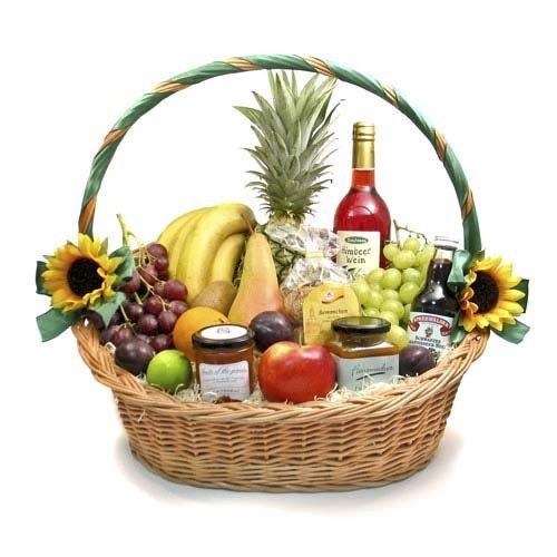 Geschenkkorb 'Großer Obstkorb' - Frisches Obst