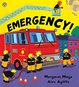 Emergency! (Awesome Engines Book 4) by [Mayo, Margaret]