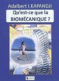Qu'est-ce que la Biomécanique ?