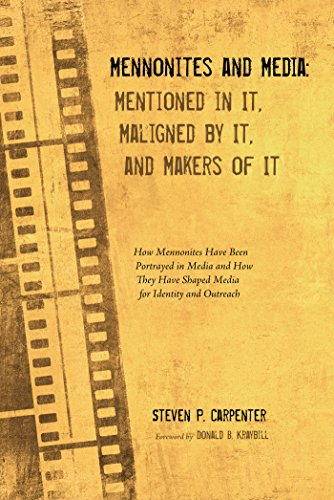 Mennonites And Media Mentioned In It Maligned By It And Makers Of It How Mennonites Have Been Portrayed In