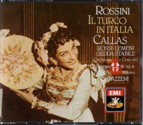Rossini: Turc Italie (Opera Full)