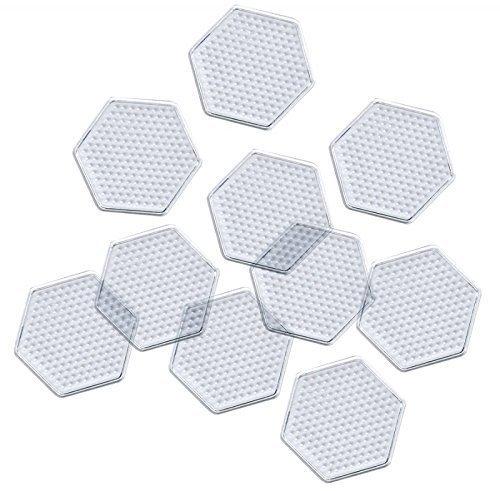 Playbox Hexagon Juntas Pin (10 Piezas, Pequeño)