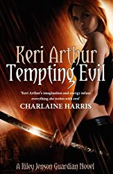 Tempting Evil: Number 3 in series (Riley Jenson Guardian)