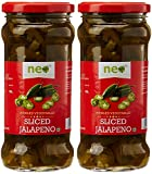 #3: Neo Jalapeno Slices, 350g (Pack of 2)