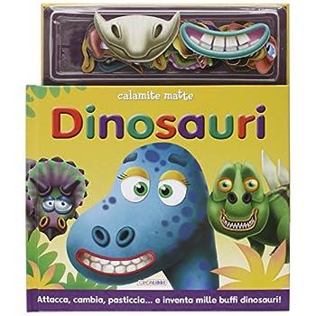 Dinosauri. Con Magneti. Ediz. Illustrata