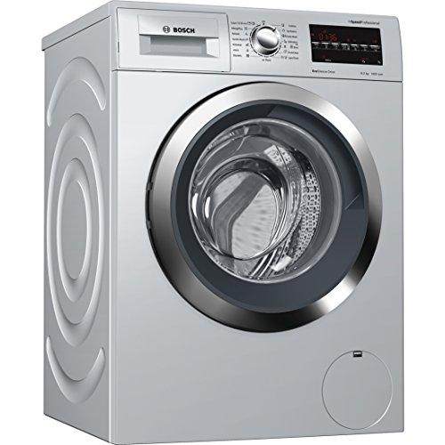 Bosch WAT28469IN Front Load Washing Machine (8 Kg, Silver)