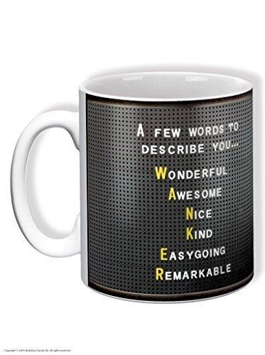 Wanker Acronym Mug