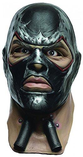 Bane Deluxe Latex Maske für Erwachsene Herrenmaske Maske für Herren