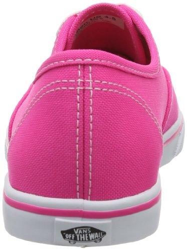 Vans U Authentic Lo Pro (Neon) Pink Glo, basse mixte adulte neon pink glo