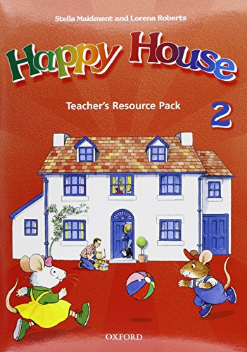 Happy House 2: Teacher's Resource Pack: Teacher's Resource Pack Level 2