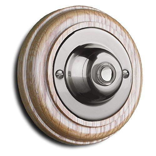 roble-miel-pedestal-barnizada-con-63mm-diametro-iluminado-niquel-boton