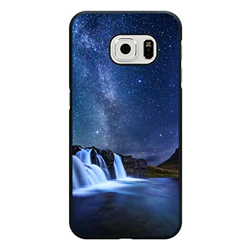 Samsung Galaxy S6 Edge Exquisite Delicate Style Scenery Figure Exquisite Starry Sky Cover Case for Samsung Galaxy S6 Edge Most Attractive Cute Sports Starry Sky Series Phone Case