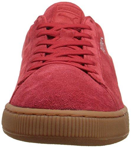 Puma Eskiva Mid textu cross-trainer scarpe High Risk Red-Gum