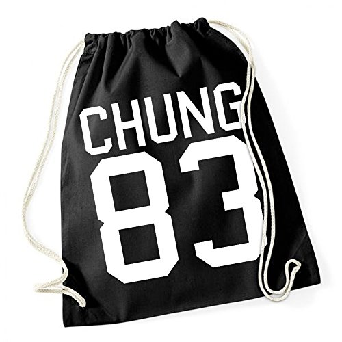 Certified Freak Chung 83 Gymsack Black