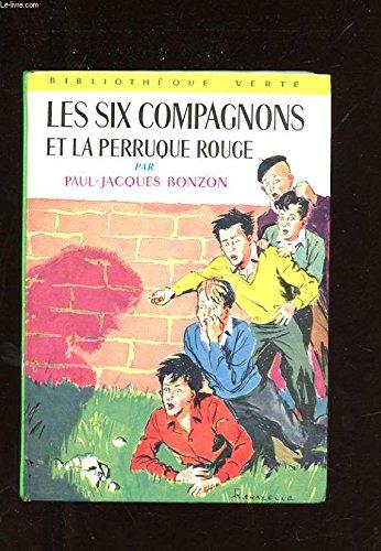 Les six compagnons et la perruque rouge