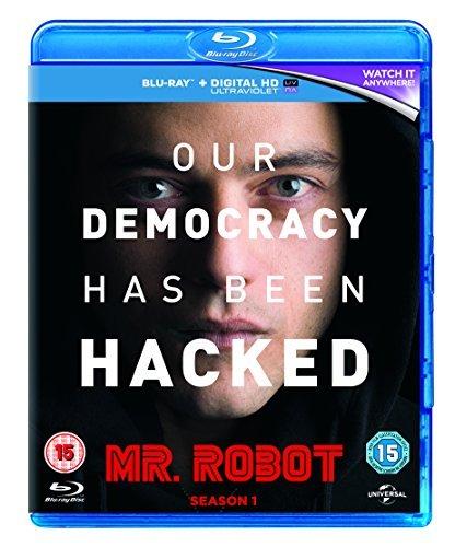 Mr. Robot: Season 1 (3 Blu-Ray) [Edizione: Regno Unito] [Import anglais]