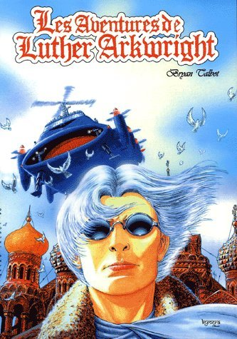 Les aventures de Luther Arkwright