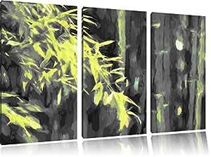Cul nu avec culotte rose, 120x80 image de toile peinture sur toile, d'énormes photos XXL complètement Vue avec la civière, d'impression d'art sur l'image de mur avec cadre, moins cher que la peinture ou une peinture à l'huile, pas une a