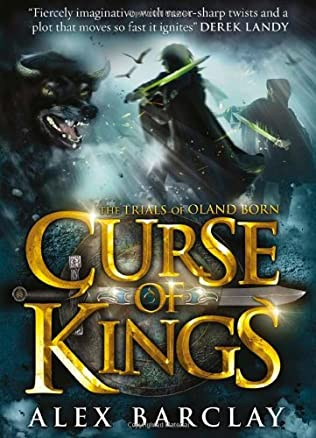 book cover of Curse of Kings