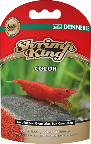 Dennerle Shrimp King Color, 1er Pack (1 x 30 g)