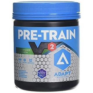 Adapt Nutrition Pretrain V2 Blue Raspberry (X 0.33 Kilograms)