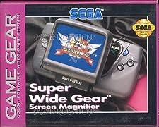 Game Gear Official Super wide gear magnifier Für Game gear - US