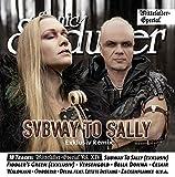 Anklicken zum Vergrößeren: Subway To Sally - Sonic Seducer 03-2019 mit Subway To Sally-Titelstory + 40 Seiten Mittelalter- Special + 34 neue Songs auf 2 CDs, Bands: Schandmaul, Tanzwut, In Extremo, u.v.m. (Audio CD)