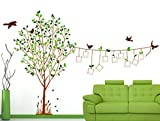 Decals Design 'Family Tree with Blank Ph...