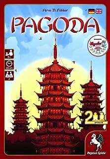 Pegasus Spiele 51891G - Pagoda (B00IG3HM0O)   Amazon price tracker / tracking, Amazon price history charts, Amazon price watches, Amazon price drop alerts