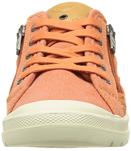 Palladium Unisex-Kinder Fabian Sneaker Orange (093 Brick)