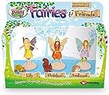 My Fairy Garden FG203 Fairies and Friends Figurines