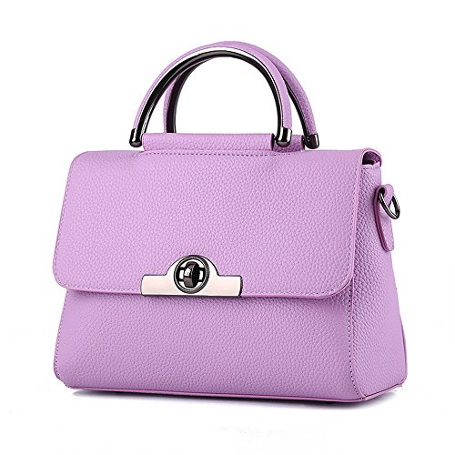 Sotica, Borsa a tracolla donna L taro purple
