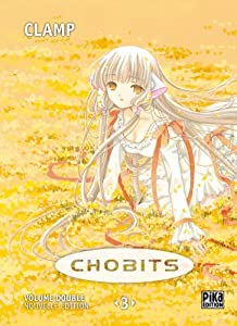 Chobits Edition double Tome 3