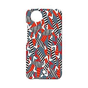 BLUEDIO Designer Printed Back case cover for Micromax A1 (AQ4502) - G3644