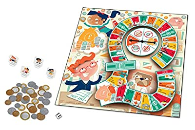 Learning Resources Money Bags Coin Value Game from Learning Resources (UK Direct Account)