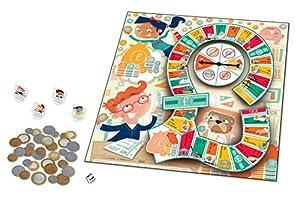 Learning Resources- Juego para identificar el Valor de Las Monedas Money Bags, Color (LSP5057-UK)