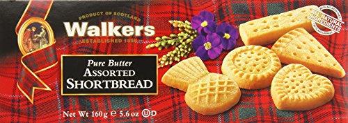 Preisvergleich Produktbild Walkers Shortbread Assorted Shortbread 160g,  4er Pack (4 x 160 g)