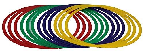 Boje Sport - Lote de aros flexibles (12 unidades, 48 cm de...